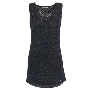 vaatteet Naiset Lyhyt mekko Les P'tites Bombes BLOURA Laivastonsininen