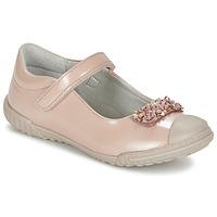 kengät Tytöt Balleriinat Mod'8 KOM Pink / Puuteri