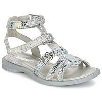 kengät Tytöt Sandaalit ja avokkaat Mod'8 JUJU Argenté