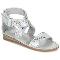 kengät Tytöt Sandaalit ja avokkaat Mod'8 JOYCE Hopea