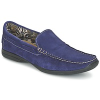 kengät Miehet Mokkasiinit So Size ELIJA Blue