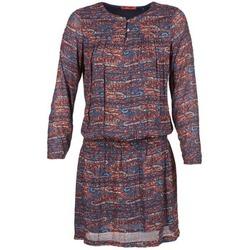 vaatteet Naiset Lyhyt mekko Esprit AGAROZA Laivastonsininen / Monivärinen