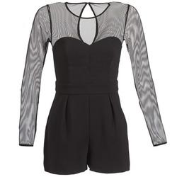 vaatteet Naiset Jumpsuits / Haalarit BCBGeneration CHARLOTTE Black