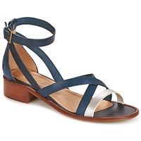 kengät Naiset Sandaalit ja avokkaat Casual Attitude COUTIL Blue