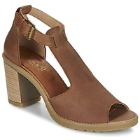 kengät Naiset Sandaalit ja avokkaat Casual Attitude GUIGNET CAMEL