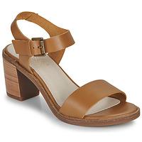kengät Naiset Sandaalit ja avokkaat Casual Attitude CAILLE Camel