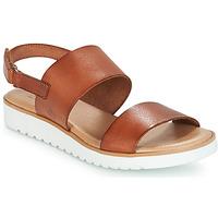 kengät Naiset Sandaalit ja avokkaat Casual Attitude FULIGULE Camel