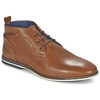 kengät Miehet Bootsit Casual Attitude MANXIO Brown