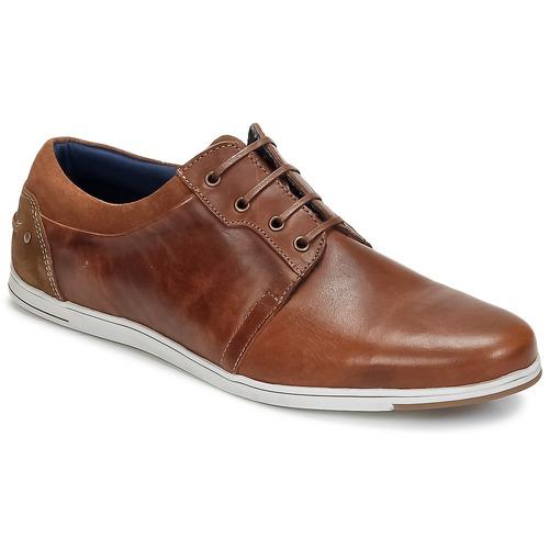 kengät Miehet Derby-kengät Casual Attitude COONETTE Camel