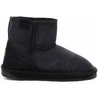 kengät Naiset Bootsit EMU Botte  Stinger Mini Noir