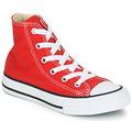 kengät Lapset Korkeavartiset tennarit Converse