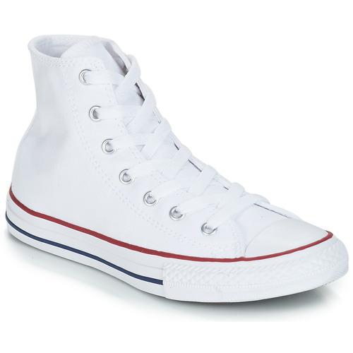 kengät Lapset Korkeavartiset tennarit Converse CHUCK TAYLOR ALL STAR CORE HI Valkoinen