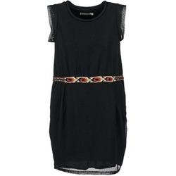 vaatteet Naiset Lyhyt mekko See U Soon MOREPEN Musta