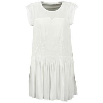vaatteet Naiset Lyhyt mekko See U Soon KELLITS Valkoinen