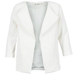 vaatteet Naiset Paksu takki See U Soon DACKA Valkoinen
