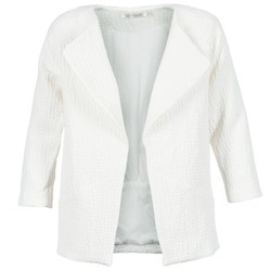 vaatteet Naiset Paksu takki See U Soon DACKA White