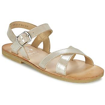 kengät Tytöt Sandaalit ja avokkaat Start Rite NICE II Gold