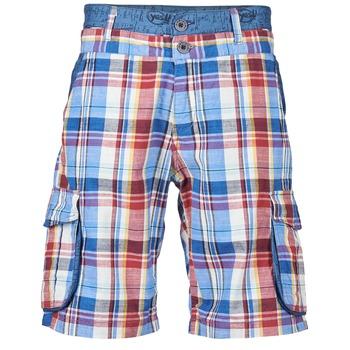vaatteet Miehet Shortsit / Bermuda-shortsit Desigual IZITADE Monivärinen