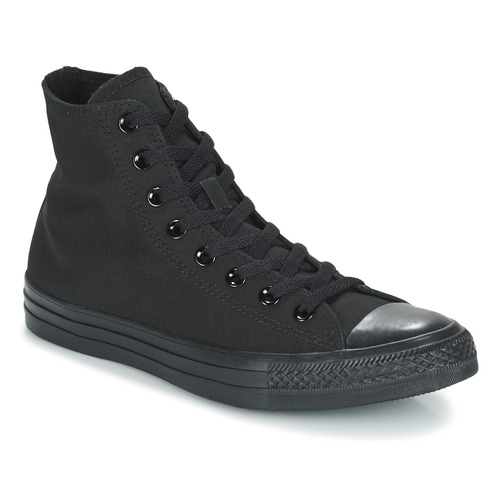 kengät Korkeavartiset tennarit Converse CHUCK TAYLOR ALL STAR MONO HI Black
