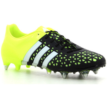 kengät Miehet Jalkapallokengät adidas Originals Ace 15.1 SG Jaune