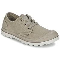 kengät Naiset Matalavartiset tennarit Palladium US OXFORD Grey