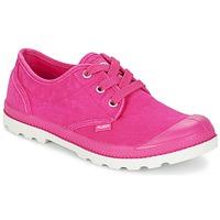 kengät Naiset Matalavartiset tennarit Palladium US OXFORD Pink
