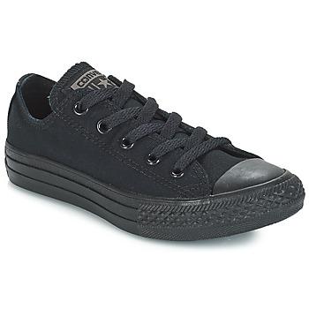 kengät Lapset Matalavartiset tennarit Converse CHUCK TAYLOR ALL STAR MONO OX Black