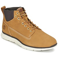 kengät Miehet Korkeavartiset tennarit Timberland KILLINGTON CHUKKA WHEAT RED MULTI WF SDE