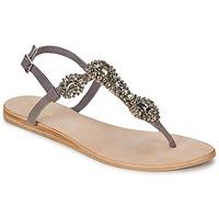 kengät Naiset Sandaalit ja avokkaat Betty London GRETA Grey