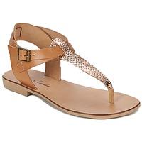 kengät Naiset Sandaalit ja avokkaat Betty London VITALLA CAMEL / Pink