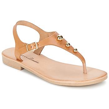 kengät Naiset Sandaalit ja avokkaat Betty London VITALLA CAMEL