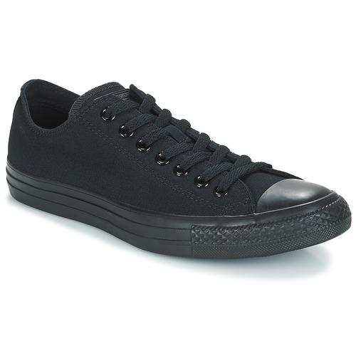 kengät Matalavartiset tennarit Converse CHUCK TAYLOR ALL STAR MONO OX Black