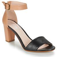 kengät Naiset Sandaalit ja avokkaat Betty London CRETA Nude / Black