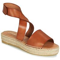 kengät Naiset Sandaalit ja avokkaat Betty London EBALUIE Camel