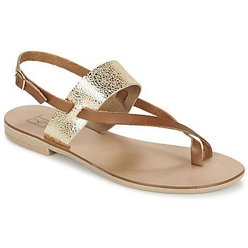 kengät Naiset Sandaalit ja avokkaat Betty London EVACI CAMEL / DORE