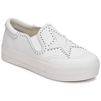 kengät Naiset Tennarit Ash JAGGER White