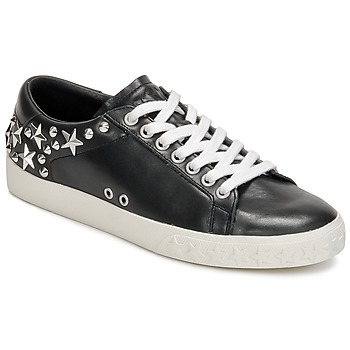 kengät Naiset Matalavartiset tennarit Ash DAZED Black