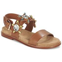 kengät Naiset Sandaalit ja avokkaat Ash MALIBU Camel