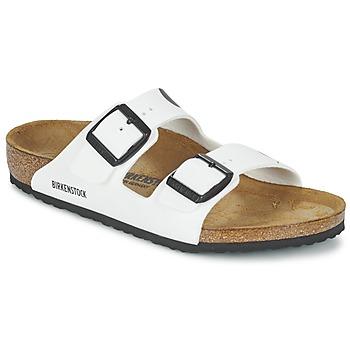 kengät Lapset Sandaalit Birkenstock ARIZONA White