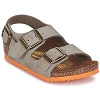 kengät Lapset Sandaalit ja avokkaat Birkenstock MILANO TAUPE