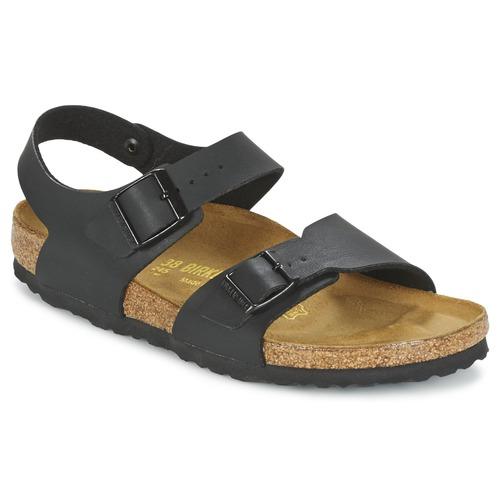 kengät Pojat Sandaalit ja avokkaat Birkenstock NEW YORK Black