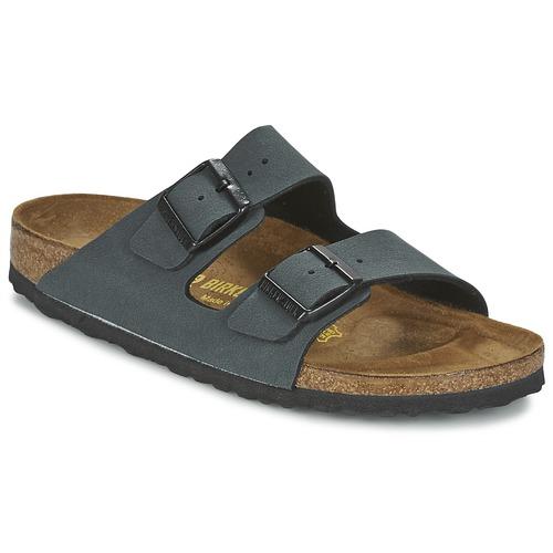 kengät Miehet Sandaalit Birkenstock ARIZONA Grey