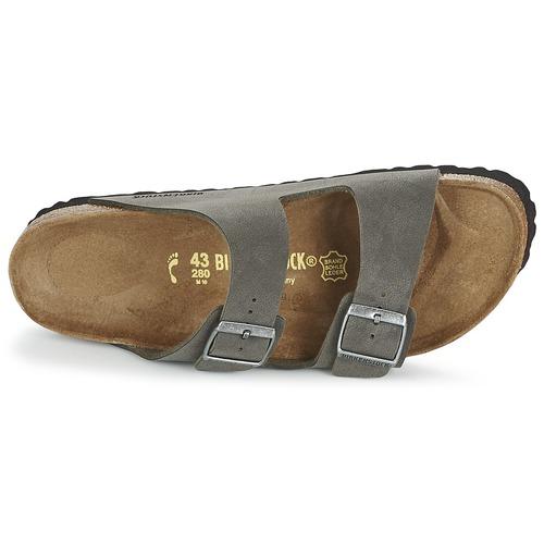 Birkenstock Arizona Kaki - Ilmainen Toimitus- Kengät Sandaalit Miehet 61