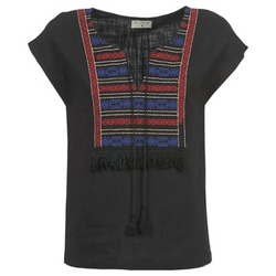 vaatteet Naiset Topit / Puserot Betty London ETROBOLE Black