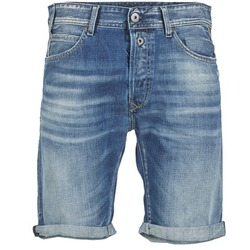 vaatteet Miehet Shortsit / Bermuda-shortsit Replay SHORT 901 Blue