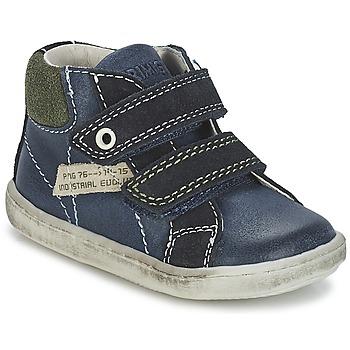 kengät Pojat Bootsit Primigi CHRIS Blue
