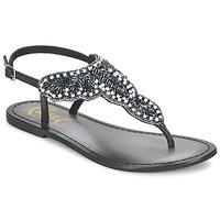 kengät Naiset Sandaalit ja avokkaat Ravel LANGLOIS Black