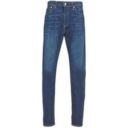 vaatteet Miehet Slim-farkut Levi's 522   /