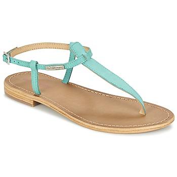 kengät Naiset Sandaalit ja avokkaat Les Tropéziennes par M Belarbi NARBUCK Turkoosi