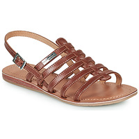 kengät Naiset Sandaalit ja avokkaat Les Tropéziennes par M Belarbi HAVAPO Ruskea